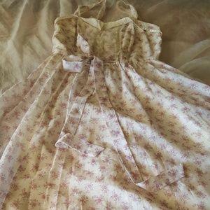 VTG Gunne Sax dress
